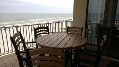 Photo for Beachfront Remodeled Condo.  Large Balcony!  Great Rates* Book Now* Free WiFi