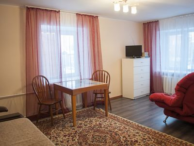 Photo for 1 room apartment in the center of Tomsk