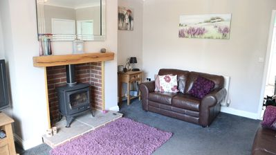 Photo for Lovely warm and cosy 2 double bedroomed cottage, set in small hamlet