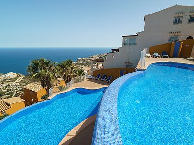 Photo for Apartment Pueblo Panorama  in Benitachell, Costa Blanca - 4 persons, 2 bedrooms