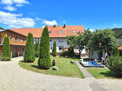 Photo for 2BR Apartment Vacation Rental in Bad Wildungen