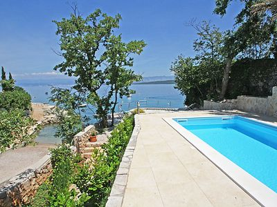 Photo for Apartment Vila M  in Krk/Malinska, Kvarner/ Islands - 4 persons, 1 bedroom