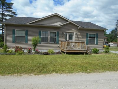 Year Round rental opportunity - One of three rental homes on the property.
