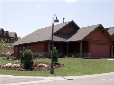 Photo for Spring Ski Special: 6 BR Vacation House at Wolf Creek Ut, Many Amenities