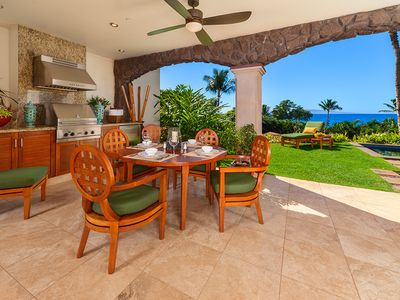 Photo for Coco Palms Pool Villa D101 at Wailea Beach Villas with Plunge Pool