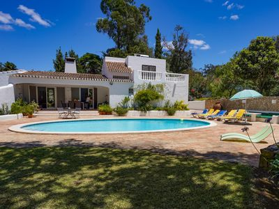 Photo for Roofed Villa in Albufeira with Private Swimming Pool