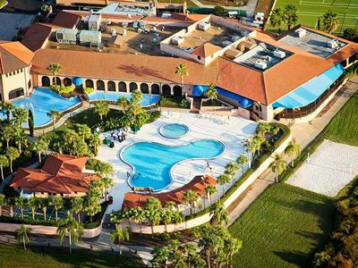 Photo for 2 BDRM~ SLEEPS 8~ WESTGATE LAKES RESORT~ UNIVERSAL~POOLS~DINING~ SHUTTLES & MORE