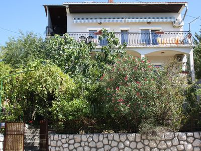 Photo for Holiday apartment with sea view and 400 meters from the beach