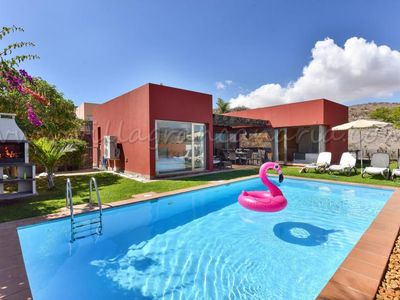 Photo for El Salobre Villa, Sleeps 4 with Pool and Air Con