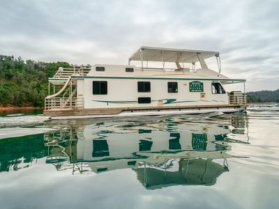 Photo for 6BR House Boat Vacation Rental in Lakehead, California