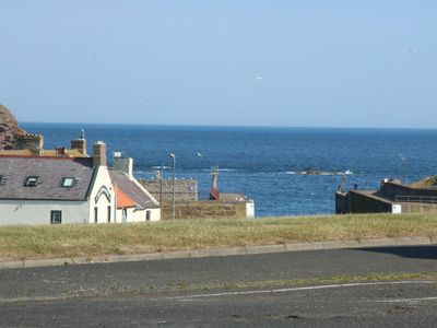 Photo for Cosy one bedroom holiday bungalow, in a stunning seaside location
