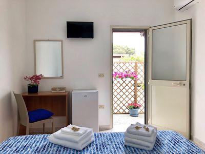"Photo for B&B Vento del Mare ""Double room"""