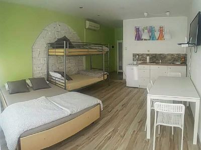 Photo for Cozy apartment for 4 people near Jarun lake.