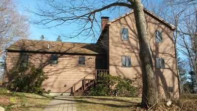 Photo for Near Popham Beach! On Atkins Bay, Private. Best Of Both Worlds, Beach And Woods