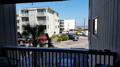 Photo for SEAHAWK HIDEAWAY is a wonderful pet friendly condo w/ Pool;ocean & marsh views.