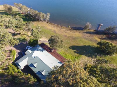 Photo for The Lakehouse - SLEEPS 12 Comfortably in 6 Bedrooms and 3 Bathrooms