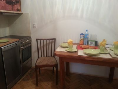 Photo for Kraków Apartment For Rent Short, Long Term Rental. Accommodation for 2-3 guests