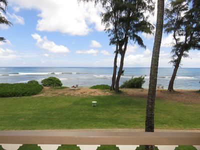 #252 - Direct Oceanfront Kauai Rental By Owner Ocean View FREE WiFi Parking A/C