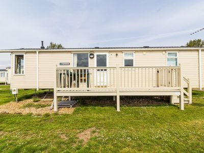 Photo for Luxury 6 berth caravan to hire at Heacham holiday park in Norfolk ref 21025