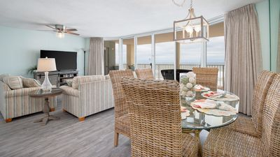 Photo for The Perfect Escape! Long Beach Resort-8th Floor-Gulf Front with AMAZING views