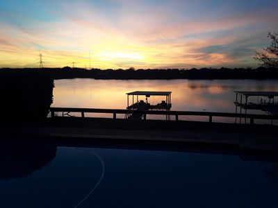 Photo for Arlington Lakehouse in the middle of DFW