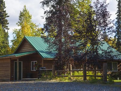 Photo for Gate Creek Cabins | Moose Nugget