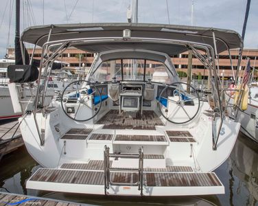Photo for Sailboat with 3 Private Cabins