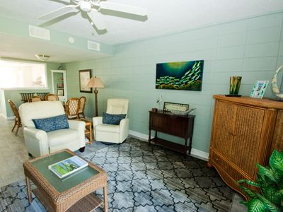 Photo for Hilton Head Cabanas - 32 South Forest Beach Drive  - WHH065