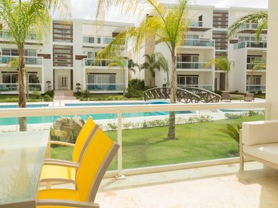 Photo for Costa Hermosa F101 - Walk to the Beach, Inquire About Discount Promo Code
