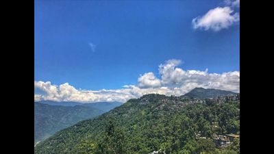 Photo for Quadruple Bedroom with Mountain & Sunrise View - The Atrium Park Homestay -India