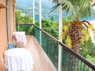 Photo for Sonia - Rosso Panorama-garden apartment (1st fl.)