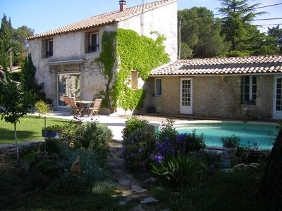 Photo for Charming house in Nîmes close to the Roman Historical Heritage