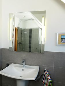 Photo for Modern comfort apartment with feel-good atmosphere and W-LAN - located near the beach