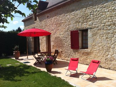 Photo for Perigord house in the heart of the Dordogne, ideal for holidays