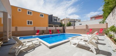 Photo for Apartment in Villa Santos with Swimming Pool VIII