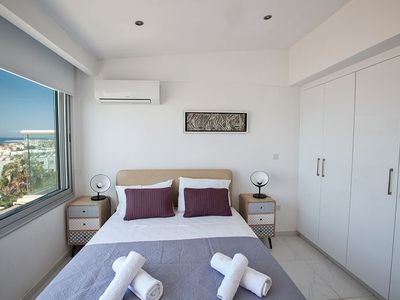 Photo for Apt Misia Enas - Modern 2 Bedroom Apartment with Sea Views - Close to Ayia Napa Square