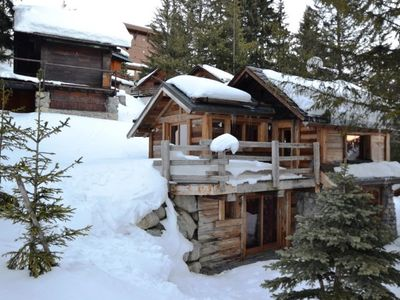 Photo for 4BR Chalet Vacation Rental in COURCHEVEL 1850