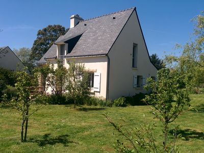 Photo for 4BR House Vacation Rental in Île-D'arz, Bretagne