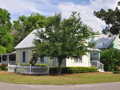Photo for 100 Year Old Island Cottage near  Dining, Shopping, Golf, Fishing, Beach