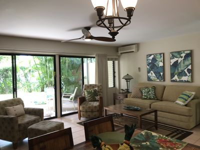 Photo for Relaxed Cancellation Policy! Quiet and Spacious    Condo in Kihei Premier Resort