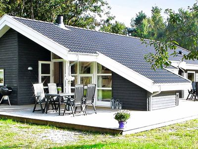 Photo for Stunning Holiday Home in Aakirkeby with Sauna