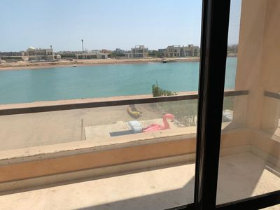 Photo for Elgouna holiday private pool villa