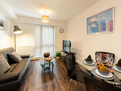 Photo for ** CENTRAL BIRMINGHAM** LUXURY APARTMENT