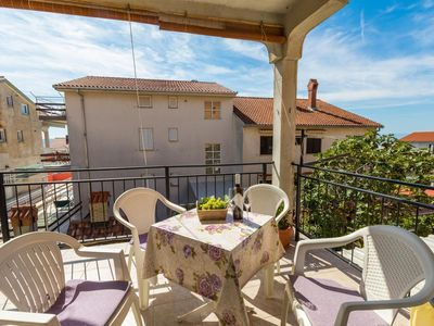Photo for Apartment Crikvenica for 2 - 4 people with 1 bedroom - Holiday