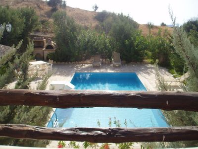 Photo for Vacation home Myrsini in Kalamaki - 8 persons, 3 bedrooms