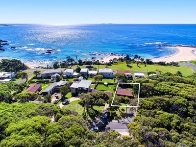 Photo for Mystery Bay Beach House by the Sea...5 Star Reviews ...  Secluded ..Peaceful..