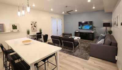 Photo for Bright Modern Apartment that Sleeps 6