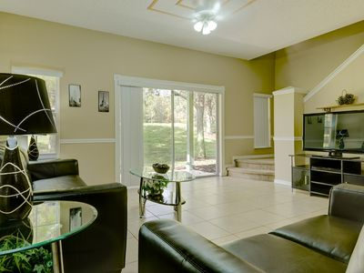 Photo for Luxurious Townhome in Private Resort Close to Disney - 3 Bedrooms, 2.5 Baths