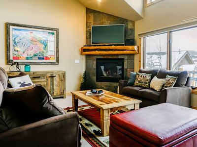 Photo for Majestic Views | Close To Everything | New Private Hot Tub & Decor | Sleeps 13