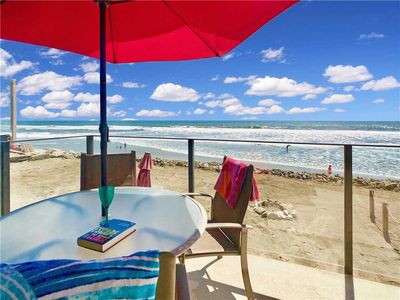NEWLY RENOVATED WITH MODERN STYLE JUST IN FRONT OF THE BEACH